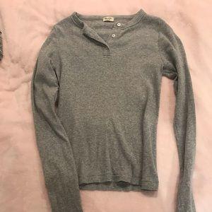 Pacsun long sleeve shirt